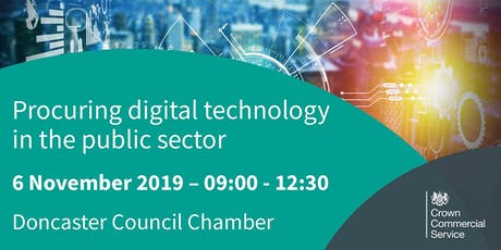 Procuring digital technology in the public sector tickets
