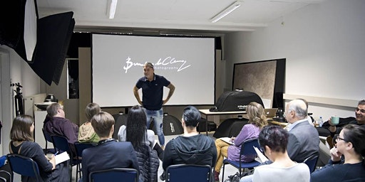 Masterclass ''The Secrets of Lightshaping''  -  Brendan de Clercq