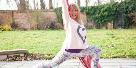 Flowing into Stillness Yoga and Meditation Morning with Kim Rossi tickets