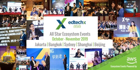 EdTechX Startup Pitch Competition - Shanghai tickets