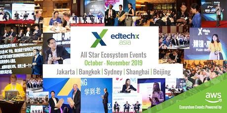 EdTechX Startup Pitch Competition - Beijing tickets