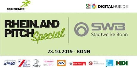 Rheinland-Pitch Energy Special Tickets