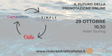 Portale RivieraAdriaticaHotel.it - Il futuro della prenotazione online biglietti