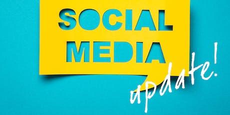 Social Media Update: rimani aggiornato sui Social Networks! biglietti