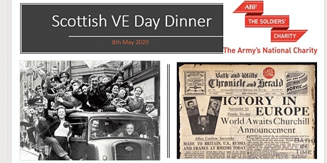 Scottish VE Day Dinner tickets