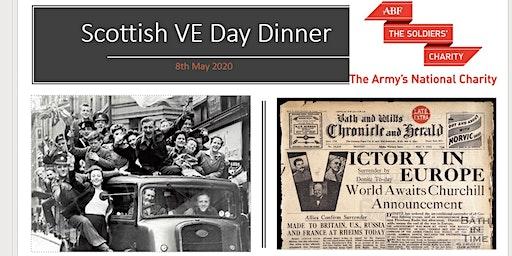 Scottish VE Day Dinner
