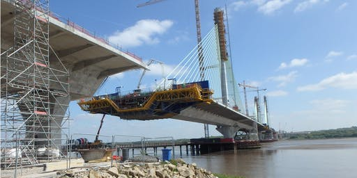 THE MERSEY GATEWAY BRIDGE - DESIGN AND CONSTRUCTION by PAUL SANDERS, COWI
