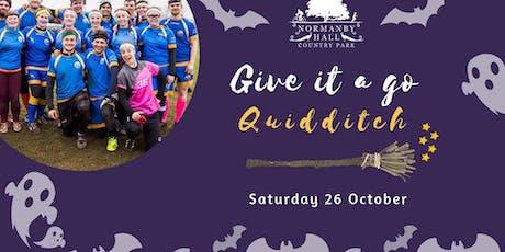 Quidditch Taster Session tickets