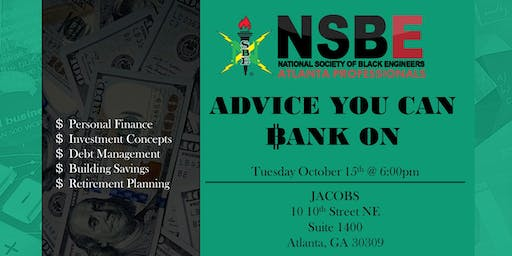 Advice You Can Bank On: Managing Your Personal Finances