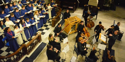 Free 'reserve your £15/£13 ticket' for Handel's Messiah Performance