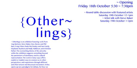Otherlings Artist talk and round table discussion tickets