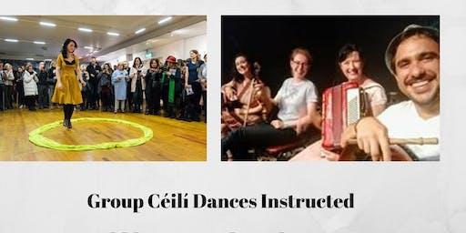 Céilí Dance Party with Live Music