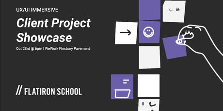 UX/UI Client Project Showcase | London tickets