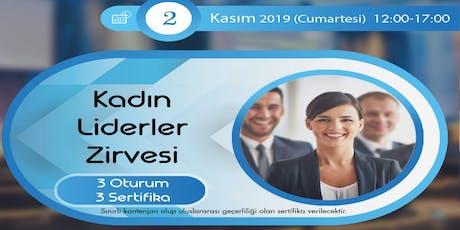 KADIN LİDERLER ZİRVESİ tickets