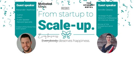 From start up to Scale - up tickets
