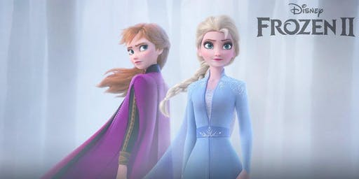 Frozen 2 With Taylor!