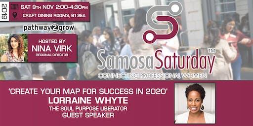 Birmingham Samosa Saturday - Connecting Professional Women 9th Nov 2019