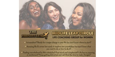 Midlife Leap Circle - Life Coaching Group for Women