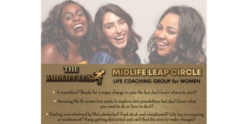 Midlife Leap Circle - Life Coaching Group for Women