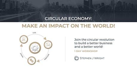 Join the Circular Revolution // One-Day Workshop billets