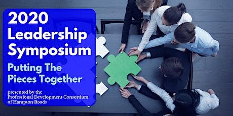 PDCHR Leadership Symposium 2020 tickets