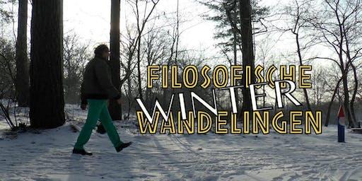 Filosofische winterwandeling: december...!