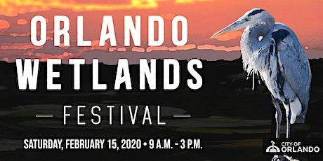 Orlando Wetlands Festival 2020 tickets