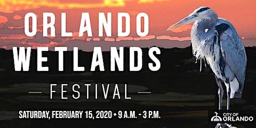 Orlando Wetlands Festival 2020