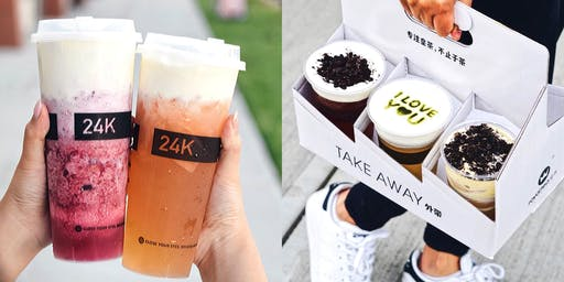 Buy 1 Get 1 FREE Bubble Tea - Limited Time Offer