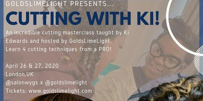GOLDSLIMELIGHT PRESENTS....CUTTING WITH KI!