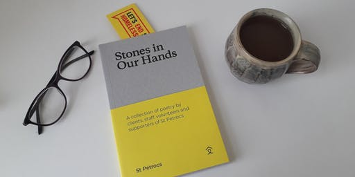 'Stones in Our Hands' - Poetry Evening at Waterstones with St Petrocs
