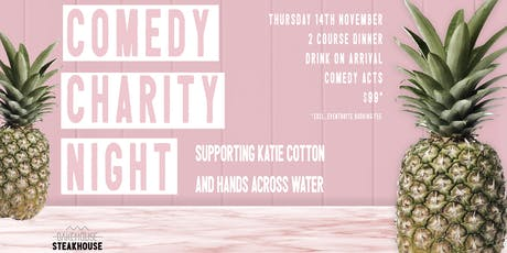 Bakehouse Steakhouse Charity Comedy Night tickets