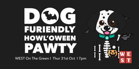 Howl'oween Party - Glasgow tickets