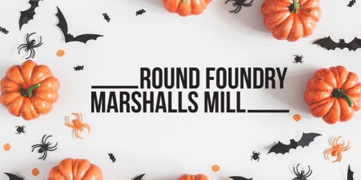 Halloween ghost walk 3 - Marshall's Mill