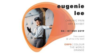EUGENIE LEE // Chronic Pain Art Exhibit tickets