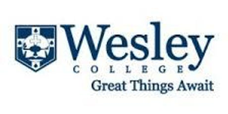 Wesley College Information Session tickets