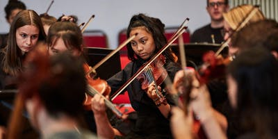 Sutton Music Service Autumn Concert - SYSO