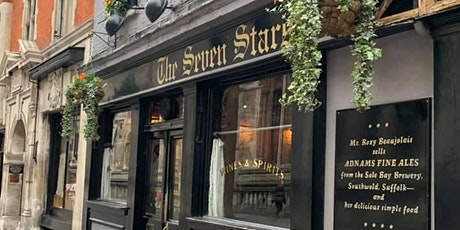A Tasting Tour of the heritage pubs of the City of London tickets