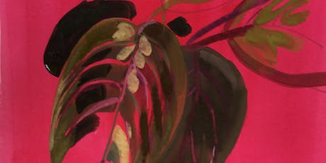 Pop- up plant painting class tickets