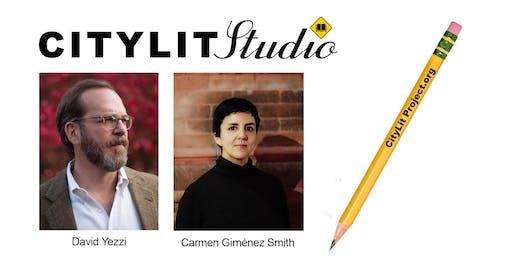 CityLit Studio IV: Writers on Craft, Creativity & Community