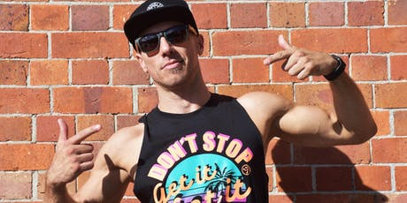 Zumba Master Class with ZES Jarrod Tucker tickets