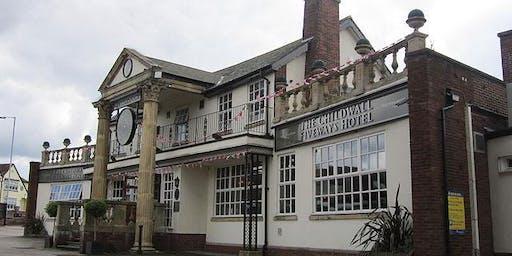 Psychic Night Wetherspoon Childwall Fiveways Hotel
