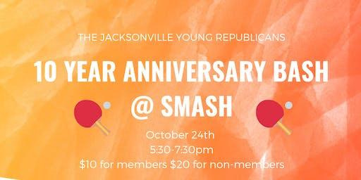 JYR 10th Year Anniversary Bash!