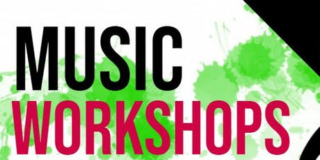 Youth Music Workshops @ The Swan Youth Cub -FREE! tickets