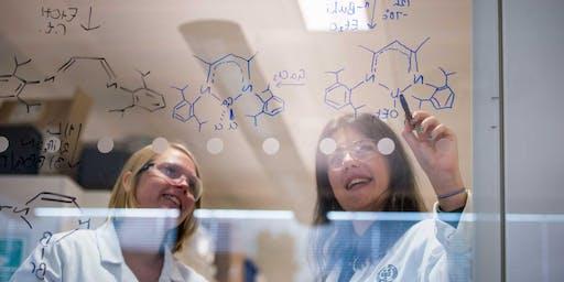 University of Oxford – Inorganic Chemistry Graduate Open Day, 23rd Oct 2019