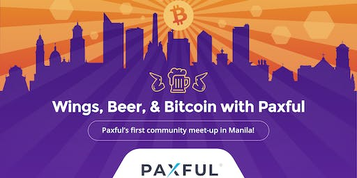 Wings, Beer, & Bitcoin with Paxful