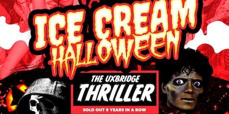 Ice Cream Halloween 2019 tickets