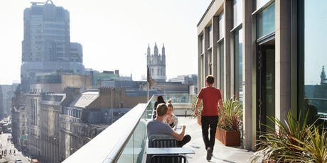 WeWork Bishopsgate Office Tour and Trial Day tickets