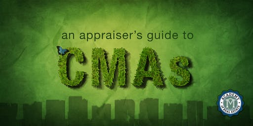 """FREE CE """"An Appraiser's Guide to CMAs"""" - at Hargrove by David Weekley - Decatur, GA October 16, 2019"""