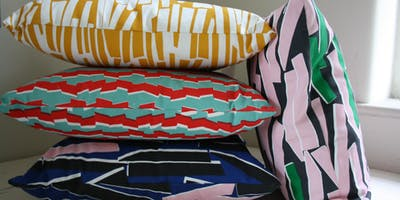 Explore Textile Screen Printing: Five Week Course